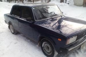 Автомобиль ВАЗ (Lada) 2105, отличное состояние, 2009 года выпуска, цена 120 000 руб., Ульяновск