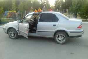 Автомобиль Iran Khodro Samand, хорошее состояние, 2007 года выпуска, цена 250 000 руб., Нижневартовск