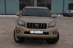 Подержанный автомобиль Toyota Land Cruiser Prado, отличное состояние, 2011 года выпуска, цена 1 700 000 руб., Дмитров