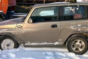 Автомобиль ТагАЗ Tager, битый состояние, 2010 года выпуска, цена 280 000 руб., Курган