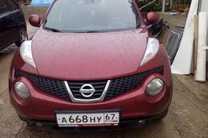 Подержанный автомобиль Nissan Juke, отличное состояние, 2011 года выпуска, цена 569 900 руб., Смоленск