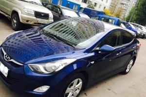 Подержанный автомобиль Hyundai Elantra, отличное состояние, 2012 года выпуска, цена 670 000 руб., Смоленск