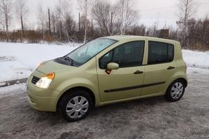Автомобиль Renault Modus, отличное состояние, 2005 года выпуска, цена 185 000 руб., Санкт-Петербург