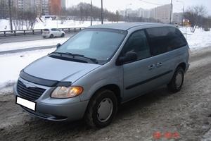 Авто Chrysler Grand Voyager, 2004 года выпуска, цена 248 000 руб., Москва