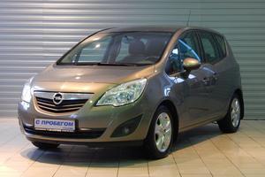 Авто Opel Meriva, 2012 года выпуска, цена 468 000 руб., Москва