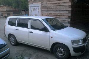 Автомобиль Toyota Probox, хорошее состояние, 2009 года выпуска, цена 350 000 руб., Красноярский край