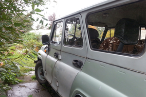 Подержанный автомобиль УАЗ 3151, среднее состояние, 1994 года выпуска, цена 115 000 руб., Челябинск