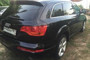 Автомобиль Audi Q7, отличное состояние, 2006 года выпуска, цена 1 100 000 руб., Ростов-на-Дону