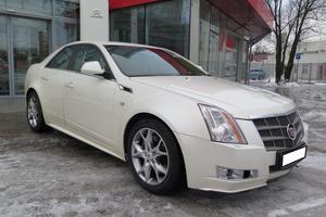 Авто Cadillac CTS, 2011 года выпуска, цена 869 000 руб., Москва