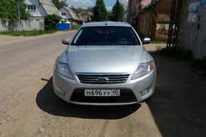 Подержанный автомобиль Ford Mondeo, хорошее состояние, 2011 года выпуска, цена 500 000 руб., Рославль