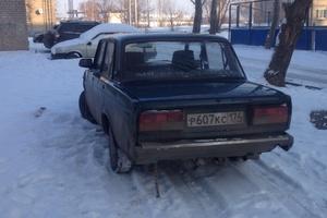 Подержанный автомобиль ВАЗ (Lada) 2107, хорошее состояние, 2000 года выпуска, цена 25 000 руб., Челябинск