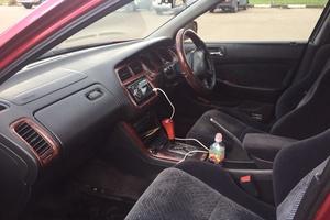 Автомобиль Honda Accord, хорошее состояние, 1998 года выпуска, цена 220 000 руб., Московская область