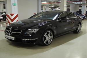 Авто Mercedes-Benz CLS-Класс, 2014 года выпуска, цена 4 499 000 руб., Москва