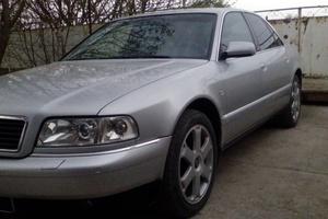 Подержанный автомобиль Audi A8, отличное состояние, 2001 года выпуска, цена 310 000 руб., Краснодар