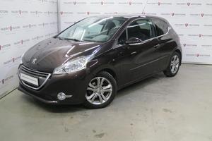 Авто Peugeot 208, 2013 года выпуска, цена 519 999 руб., Москва