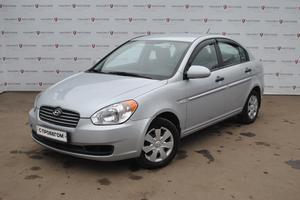 Авто Hyundai Verna, 2008 года выпуска, цена 261 199 руб., Москва