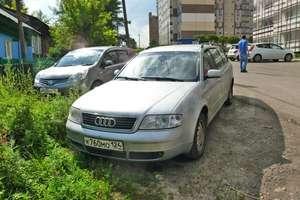 Автомобиль Audi A6, хорошее состояние, 1999 года выпуска, цена 300 000 руб., Красноярск