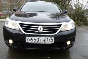 Автомобиль Renault Latitude, отличное состояние, 2010 года выпуска, цена 650 000 руб., Челябинск