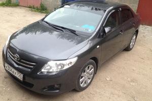 Подержанный автомобиль Toyota Corolla, хорошее состояние, 2008 года выпуска, цена 500 000 руб., Воскресенск