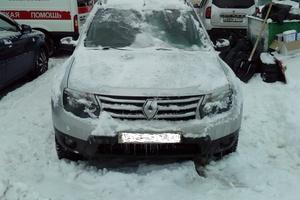 Подержанный автомобиль Renault Duster, битый состояние, 2013 года выпуска, цена 420 000 руб., Люберцы