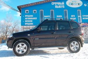 Авто Chevrolet Niva, 2012 года выпуска, цена 435 000 руб., Ярославль