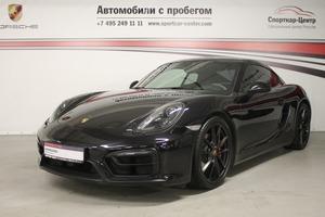 Авто Porsche Cayman, 2014 года выпуска, цена 3 890 000 руб., Москва