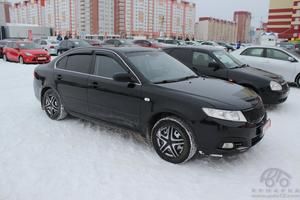 Авто Kia Magentis, 2009 года выпуска, цена 430 000 руб., Тюмень