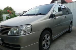 Автомобиль Nissan Prairie, отличное состояние, 2004 года выпуска, цена 330 000 руб., Краснодар