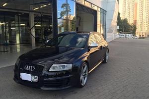 Автомобиль Audi RS 6, отличное состояние, 2008 года выпуска, цена 1 450 000 руб., Санкт-Петербург