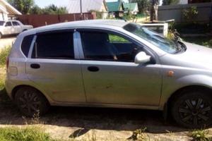 Автомобиль Daewoo Kalos, хорошее состояние, 2002 года выпуска, цена 98 000 руб., Бор