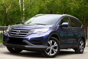 Авто Honda CR-V, 2013 года выпуска, цена 1 380 000 руб., Новосибирск
