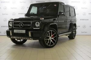 Авто Mercedes-Benz G-Класс, 2016 года выпуска, цена 13 621 194 руб., Санкт-Петербург