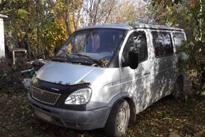 Подержанный автомобиль ГАЗ Соболь, хорошее состояние, 2003 года выпуска, цена 165 000 руб., Красноармейск