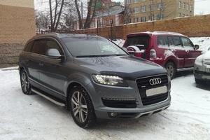 Подержанный автомобиль Audi Q7, отличное состояние, 2008 года выпуска, цена 1 190 000 руб., Балашиха