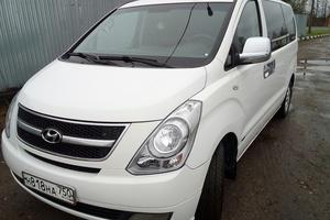 Автомобиль Hyundai Starex, хорошее состояние, 2008 года выпуска, цена 800 000 руб., Московская область