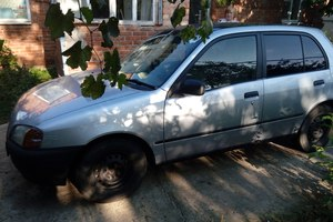 Автомобиль Toyota Starlet, хорошее состояние, 1996 года выпуска, цена 160 000 руб., Краснодар