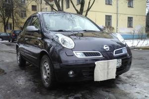 Подержанный автомобиль Nissan Micra, отличное состояние, 2008 года выпуска, цена 370 000 руб., Воскресенск