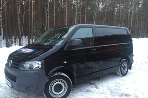 Подержанный автомобиль Volkswagen Transporter, отличное состояние, 2011 года выпуска, цена 995 000 руб., Дубна