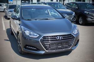Авто Hyundai i40, 2016 года выпуска, цена 1 409 000 руб., Москва