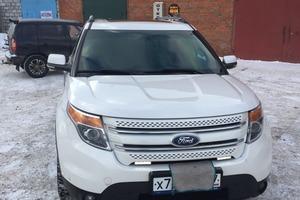 Автомобиль Ford Explorer, отличное состояние, 2013 года выпуска, цена 1 400 000 руб., Раменское