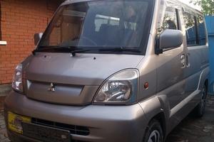 Автомобиль Mitsubishi Town BOX, отличное состояние, 2000 года выпуска, цена 170 000 руб., Кемерово