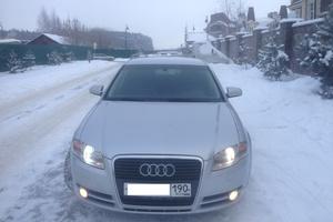 Автомобиль Audi A4, отличное состояние, 2007 года выпуска, цена 430 000 руб., Красногорск