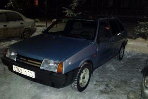Автомобиль ВАЗ (Lada) 2109, среднее состояние, 2003 года выпуска, цена 60 000 руб., Азнакаево