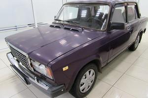 Авто ВАЗ (Lada) 2107, 2001 года выпуска, цена 49 900 руб., Москва