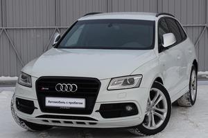 Авто Audi SQ5, 2015 года выпуска, цена 2 399 000 руб., Москва