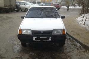 Подержанный автомобиль ВАЗ (Lada) 2109, хорошее состояние, 1999 года выпуска, цена 56 000 руб., Мытищи