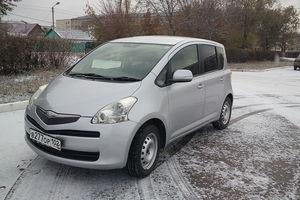 Автомобиль Toyota Ractis, отличное состояние, 2008 года выпуска, цена 440 000 руб., Сибай