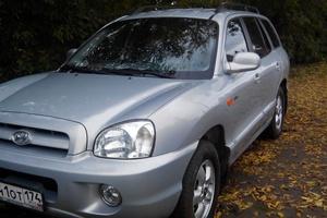 Автомобиль Hyundai Santa Fe, отличное состояние, 2008 года выпуска, цена 540 000 руб., Челябинск