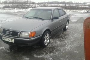 Автомобиль Audi 100, отличное состояние, 1992 года выпуска, цена 170 000 руб., Белгородская область