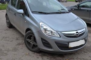 Подержанный автомобиль Opel Corsa, отличное состояние, 2013 года выпуска, цена 450 000 руб., Казань